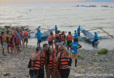 Oslob Whale Sharks: bright spot in community based dive tourism
