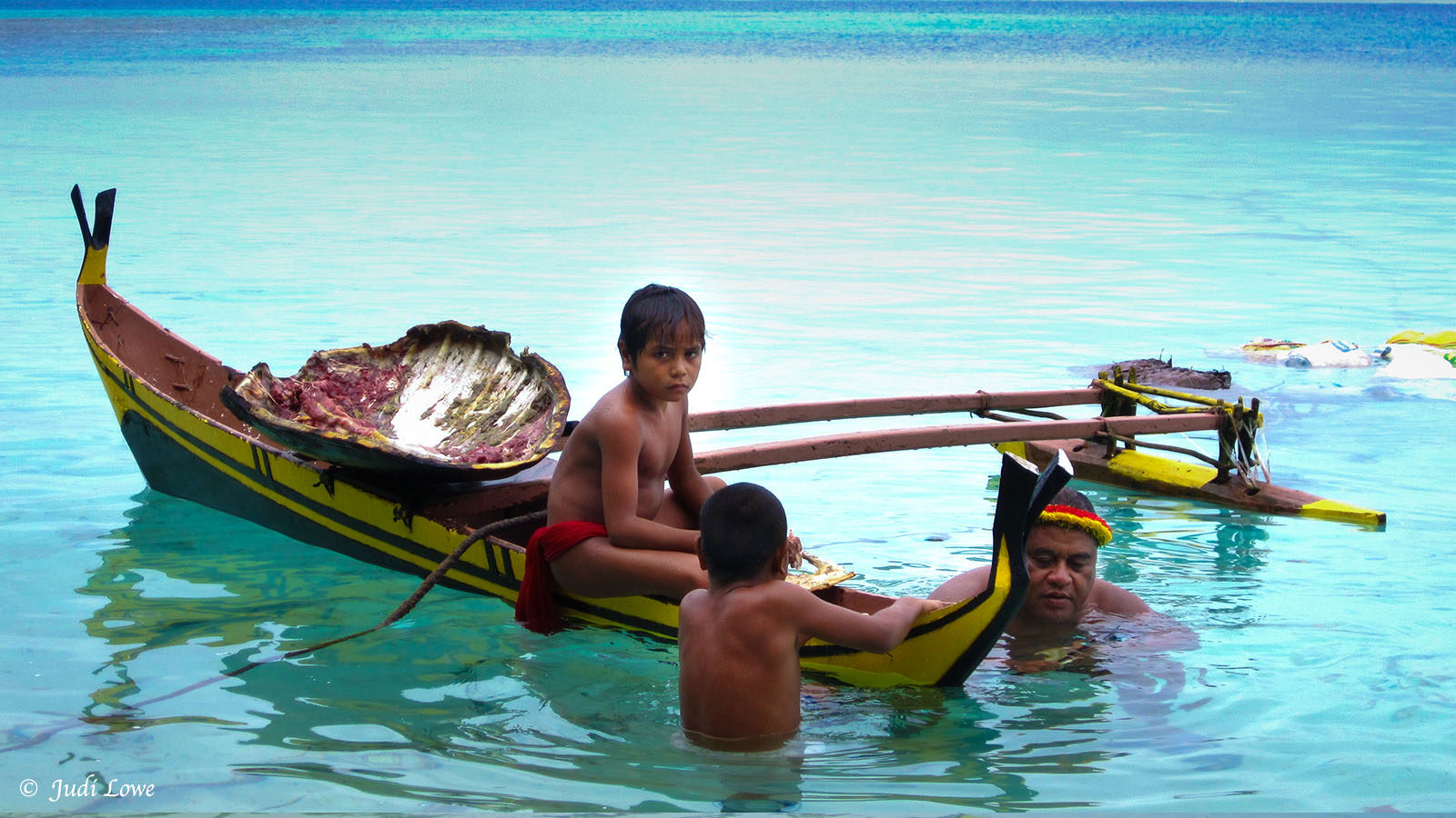 What is traditional marine tenure?